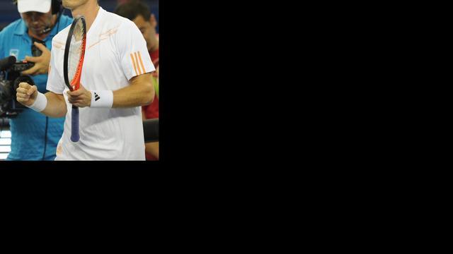 Murray te sterk voor Federer in Shanghai