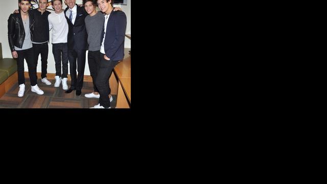 Album One Direction ook in VS op nummer 1
