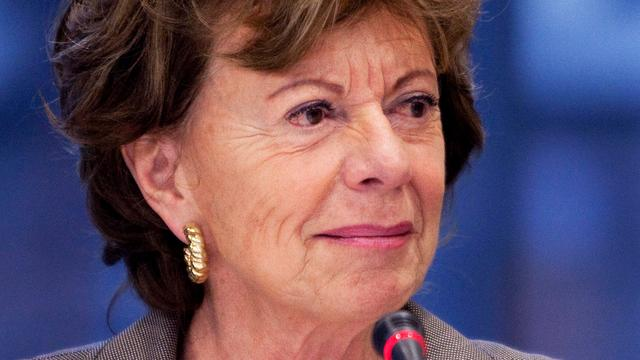 Computers adviseurs Neelie Kroes gehackt