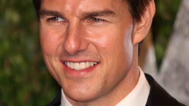 'Tom Cruise viert kerst met Suri'