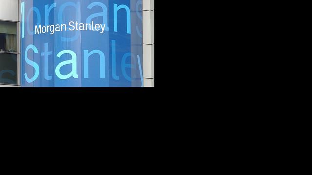 Aandelenhandel zet Morgan Stanley op winst