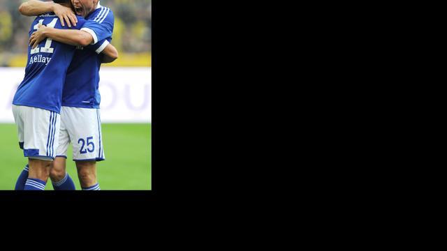 Huntelaar en Schalke 04 onderhandelen in december
