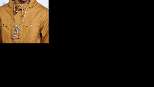 Chris Brown scheldt homoseksuele man uit