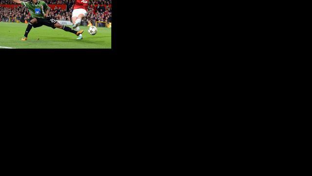 Büttner in basis bij Manchester United