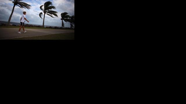 Drie doden door orkaan Sandy