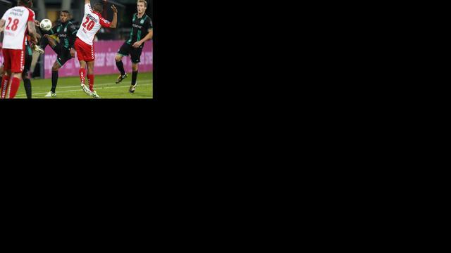 Utrecht klimt naar vierde plaats in eredivisie
