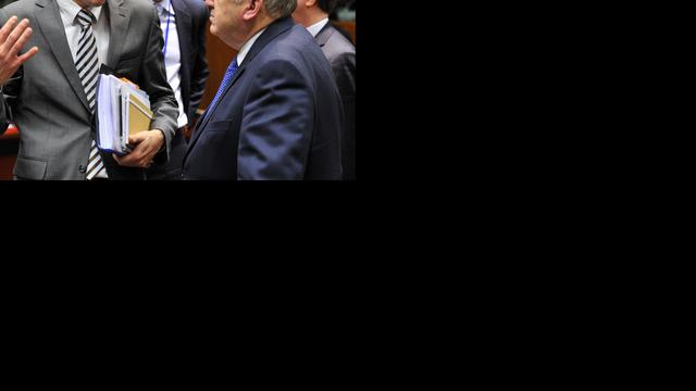 'Grote risico's aan Griekse steun'