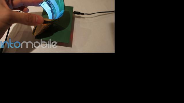 Samsung toont flexibel smartphone- en tv-scherm op CES