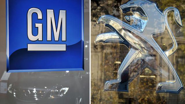 Franse platforms voor PSA/GM