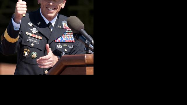 Gmail-truc generaal Petraeus ontbreekt in top-10 vreemdgaan