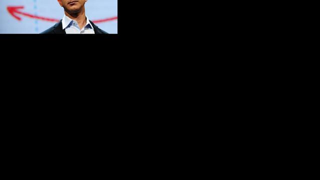 Amazon-chef benoemd tot zakenman van het jaar