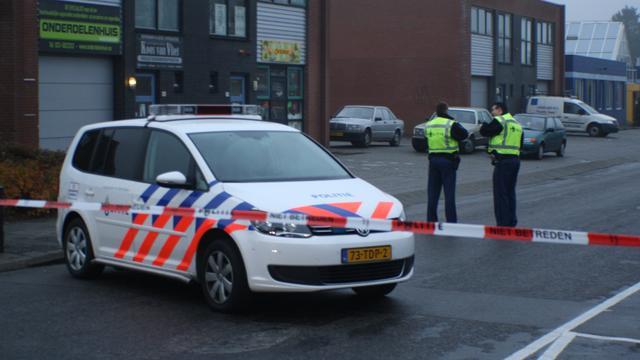 Bommelding bij sportcentrum Hoofddorp