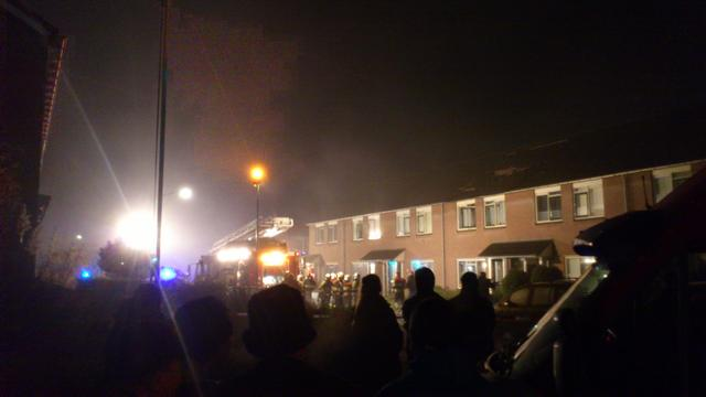 Bewoners weer naar huis na explosie vuurwerk