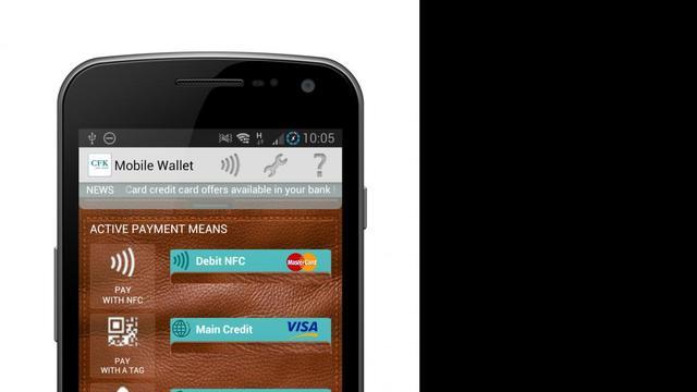 Ook Atos komt met mobiele portemonnee
