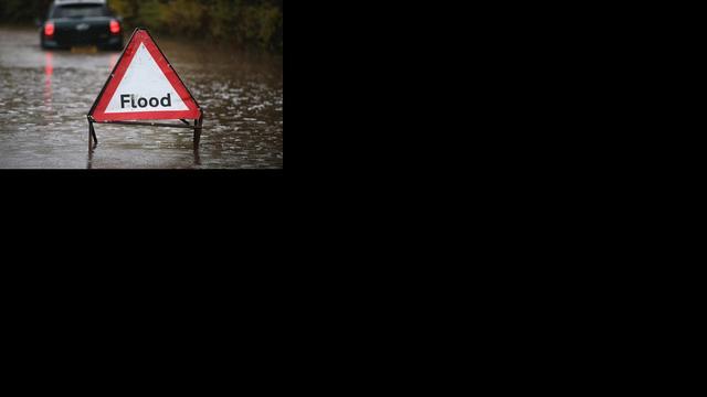 Engeland en Wales getroffen door noodweer