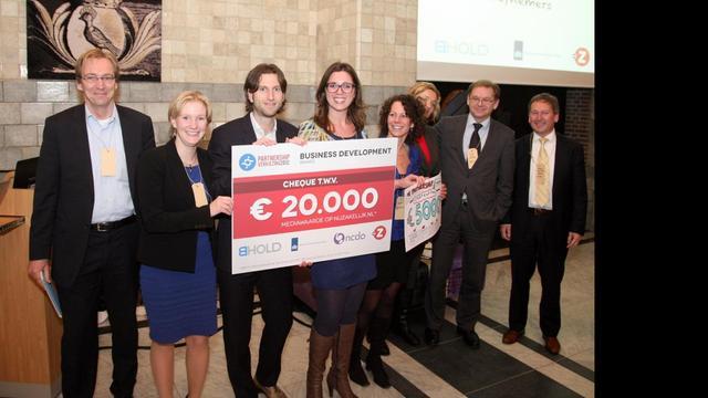 Project tegen melkverspilling wint prijs