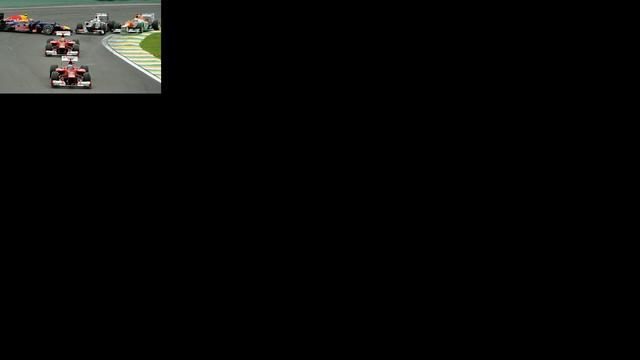 Formule 1 live bij Sport1