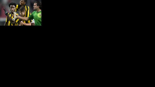'Grote ruzie als Bony niet mag vertrekken bij Vitesse'