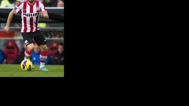 PSV zonder Van Bommel en Mertens tegen Napoli