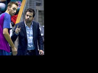 De directeur van de Tennis Masters is blij dat hij de winnaar een ticket voor het ATP-toernooi in Rotterdam kan bieden.