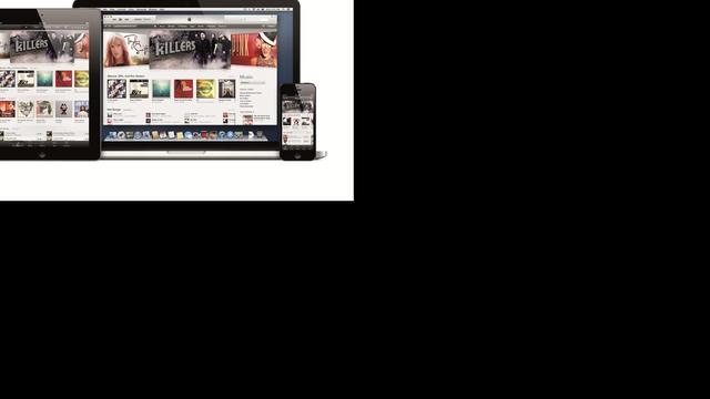 'Apple betaalt iTunes Radio-artiesten 0,13 cent per nummer'