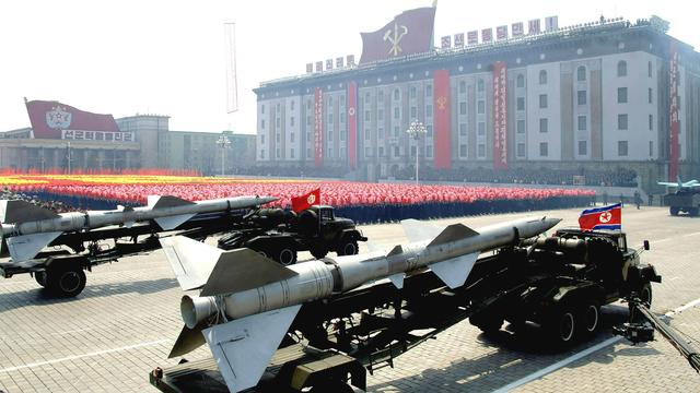 Moskou tegen lancering raket Noord-Korea