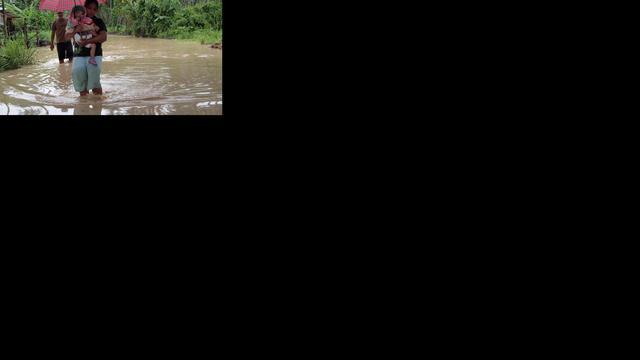 Dodental tyfoon op Filipijnen loopt op