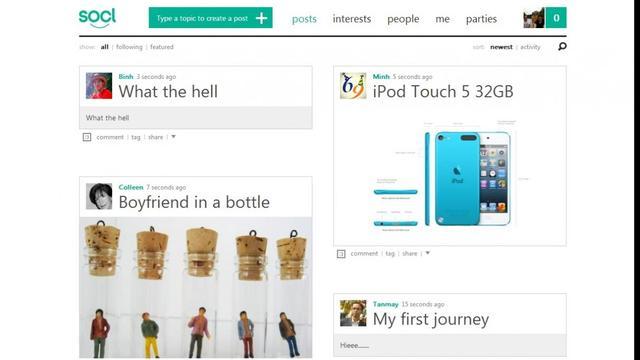 Microsoft opent sociaal netwerk voor publiek
