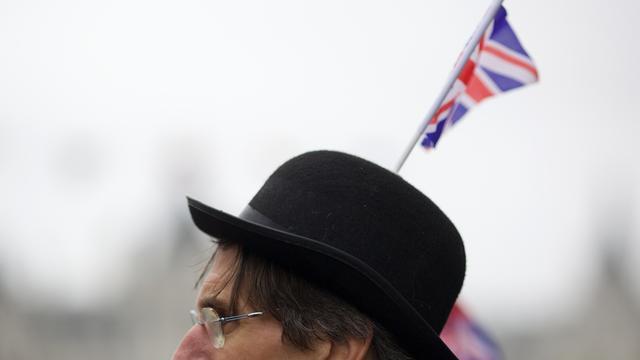 Britse economie krimpt dit jaar