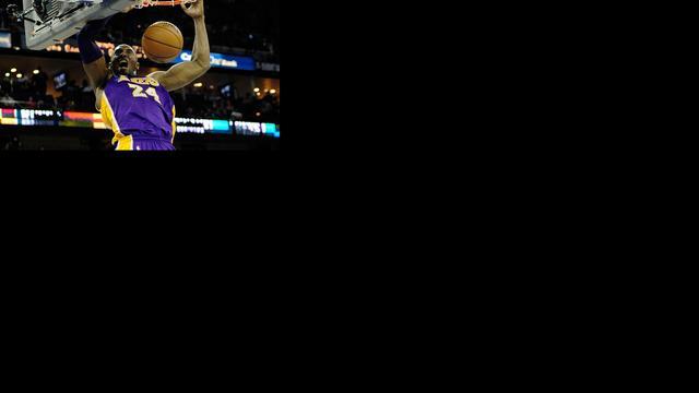 Bryant passeert historische puntengrens in NBA