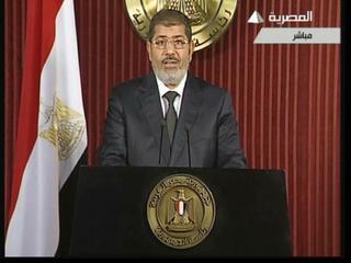 President Egypte had opgeroepen tot eenheid