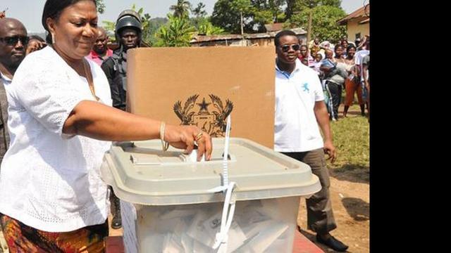 Ghanese verkiezingen langer