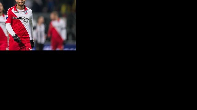 Roda JC neemt transfervrije Kali over van FC Utrecht
