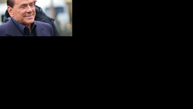 Berlusconi doet weer mee aan verkiezingen