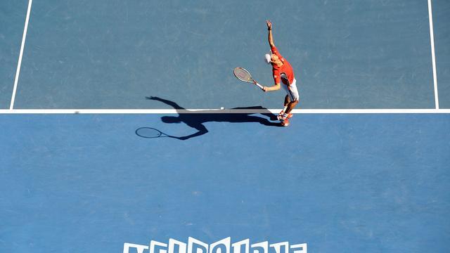 Banen Australian Open met Nederlands tintje