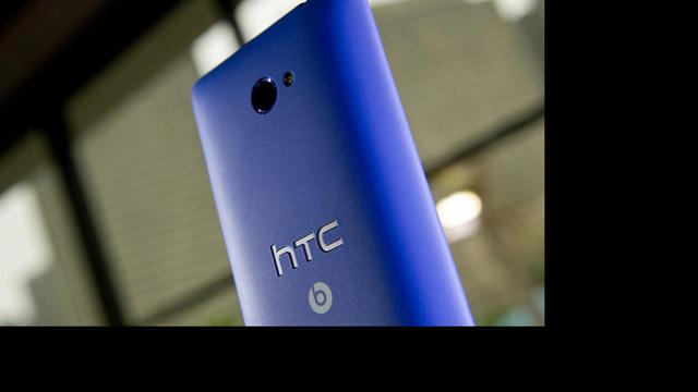 'HTC schrapt Windows Phone-vlaggenschip'