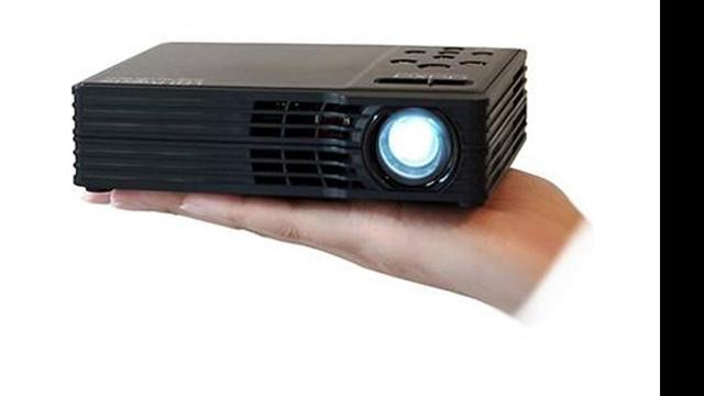 Aaxa steekt 3D-projector in minibehuizing
