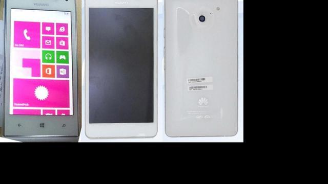 Huawei onthult nieuwe Android- en Windows-smartphones op CES