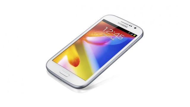 Samsung toont Galaxy Grand met dual sim en 5 inch-scherm