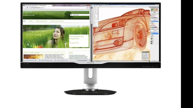 MMD presenteert Philips-monitor van 29 inch