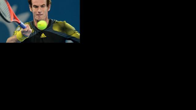 Murray heeft handen vol aan qualifier