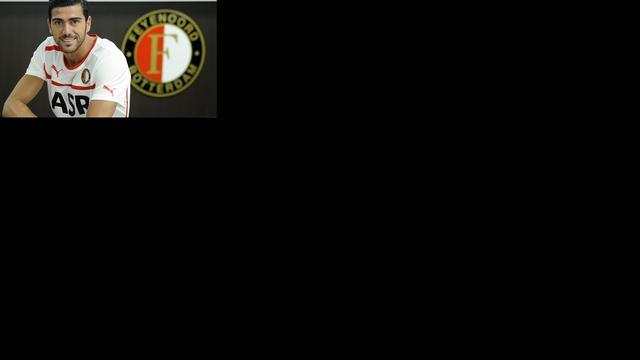Pellè tekent vierjarig contract bij Feyenoord