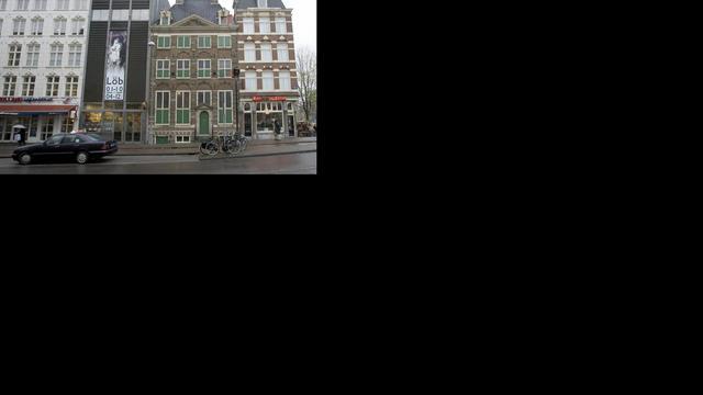 Rembrandthuis viert vier eeuwen grachtengordel
