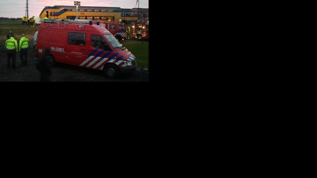 Treinverkeer ontregeld in noorden van Nederland