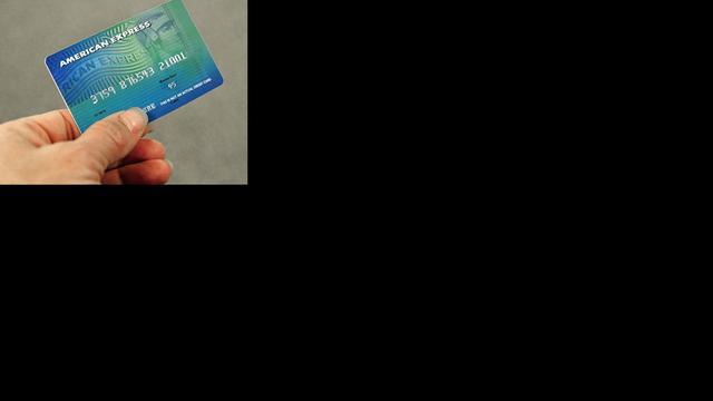 American Express ziet bestedingen toenemen