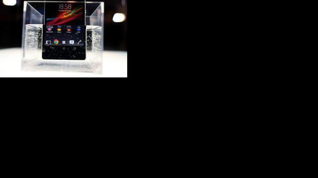 Sony Xperia Z eind februari naar Nederland