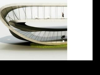 Architect wil 'landscape house' uiterlijk in 2014 in Nederland printen