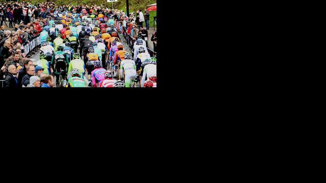 Amstel Gold Race finisht niet op Cauberg