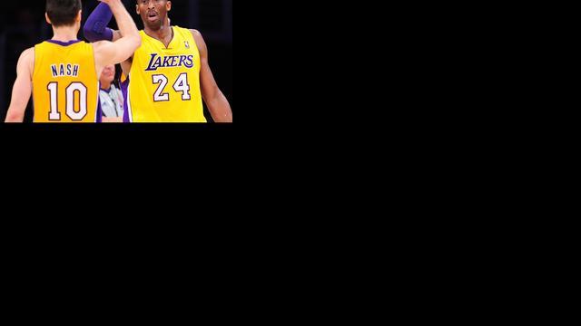 Los Angeles Lakers wint weer eens in NBA