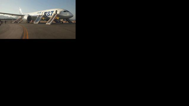 'Brand 787 in Boston door oververhitte accu'